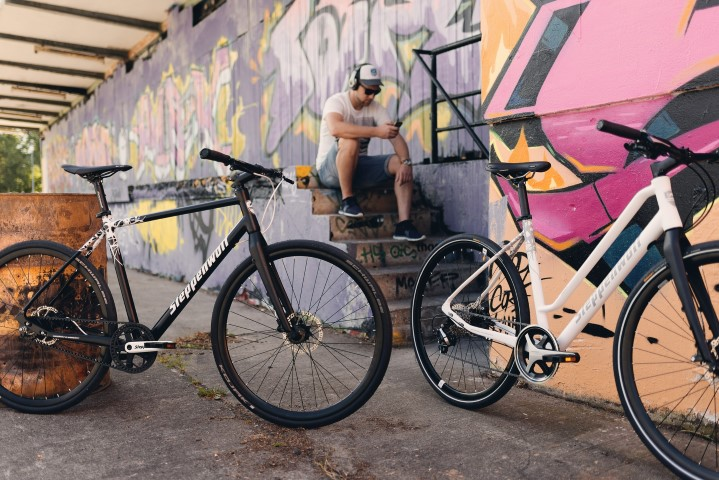 Steppenwolf_urban style bike