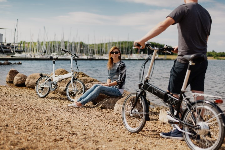 Vaun_folding bike_high quality