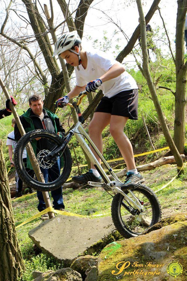Foto Landesverband Radsport Sachsen-Anhalt eV Trial ODM_Lauf_Calbe_IV